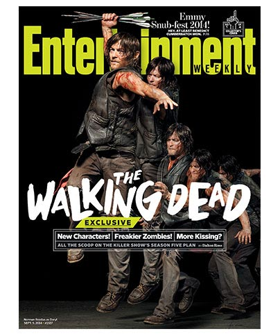 Walking Dead - Daryl Sept 5, 2014