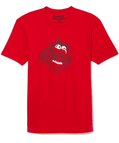 Muppets Animal Inside Tee