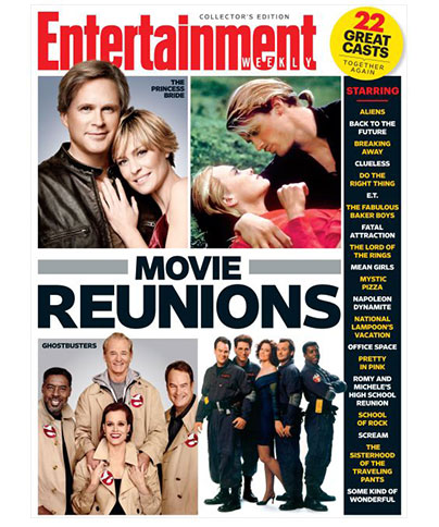EW MOVIE REUNIONS SPECIAL COLLECTOR'S EDITION